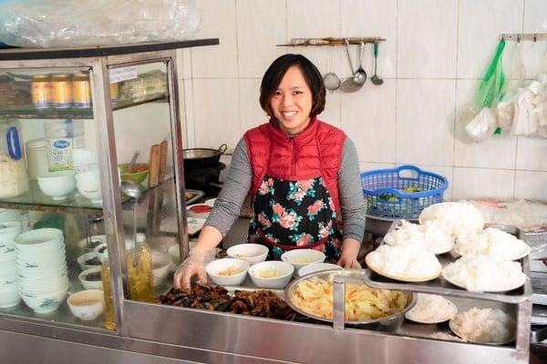 bún chả Hà Thành 3 Bún chả Hà Thành – Đậm hương vị nghệ thuật ẩm thực truyền thống
